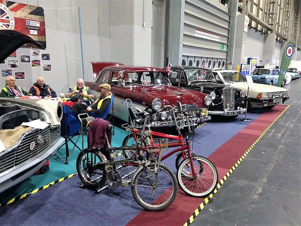 British Extravaganza Car Show